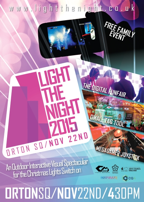Light The Night Poster